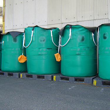Flexible Intermediate Bulk Containers(FIBCs)