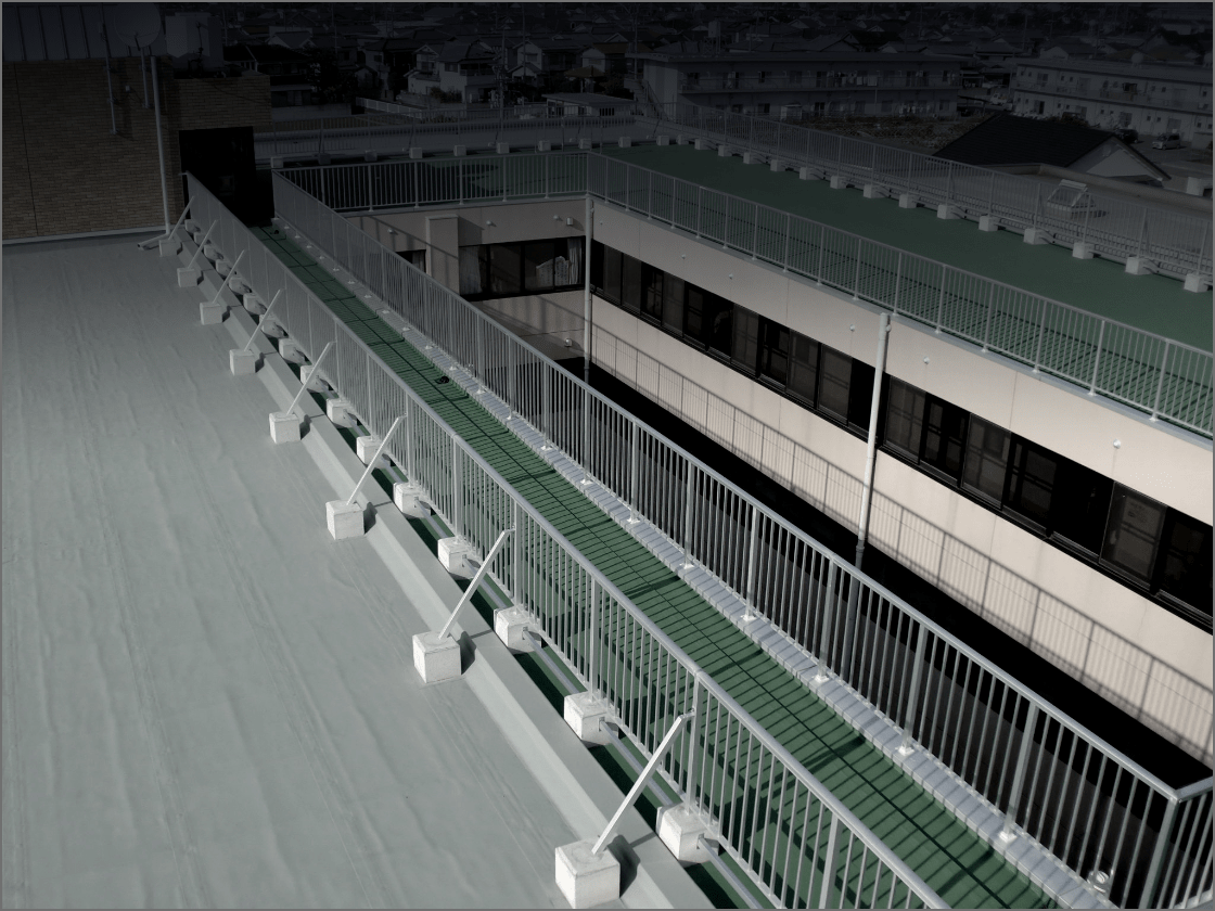 建築防水の画像