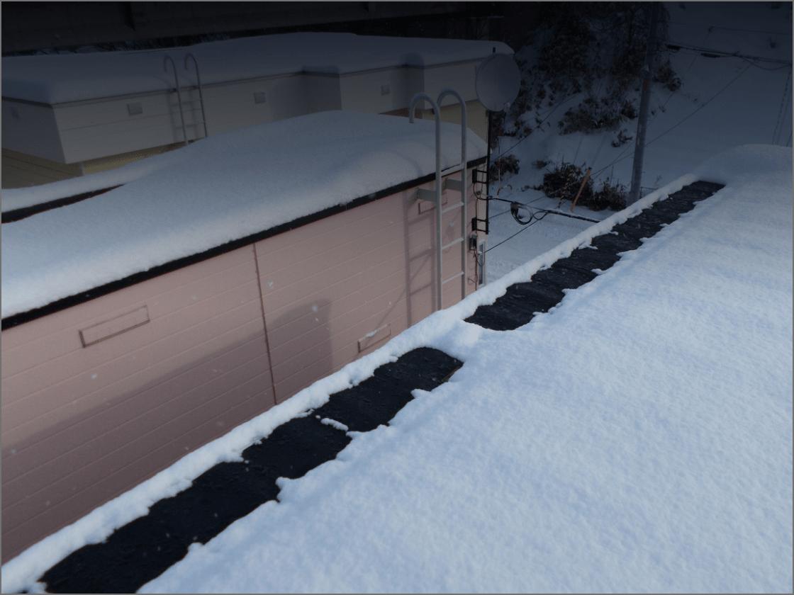 省電力融雪シート「ゆきらく」の画像