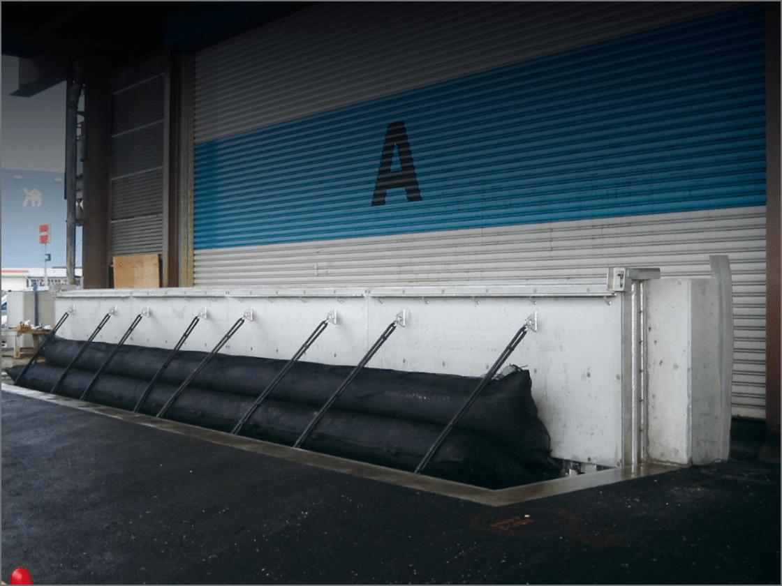 止水板・防水扉の画像