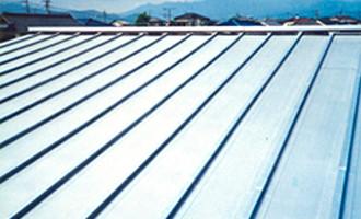 瓦棒葺き屋根の改修工法
