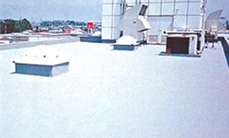 地球環境に優しい塗膜防水材