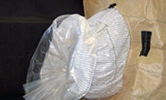 静電気災害防止フレキシブルコンテナに使用可能な内袋