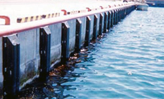 漁港用 防舷材