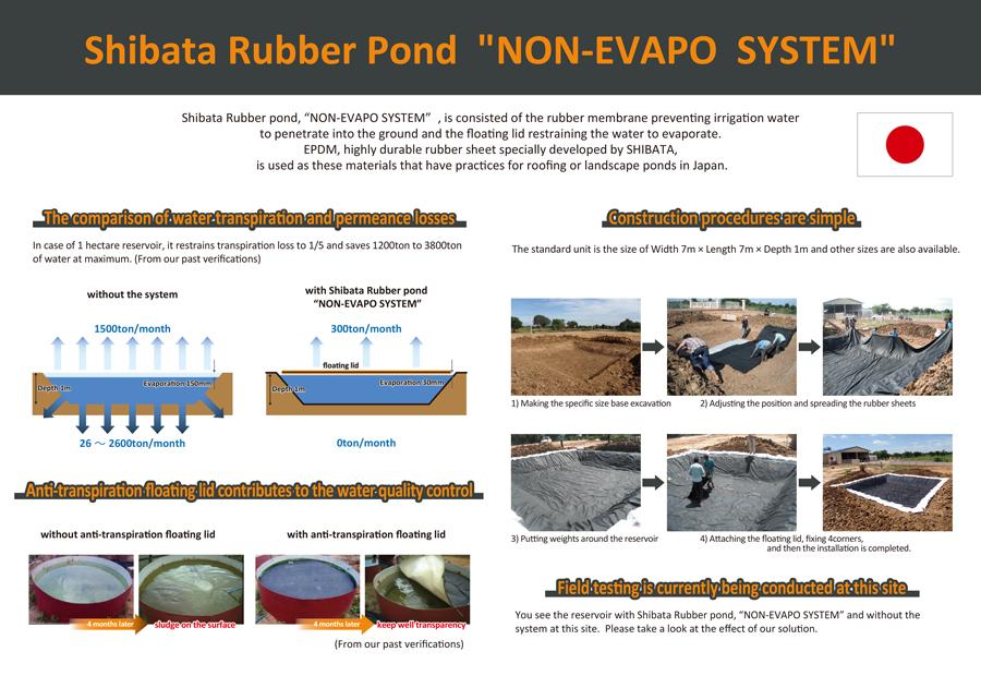 灌漑用水用ため池事業推進計画に関する案件化調査